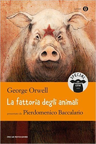 Amazon.it: La fattoria degli animali - George Orwell, G. Bulla - Libri