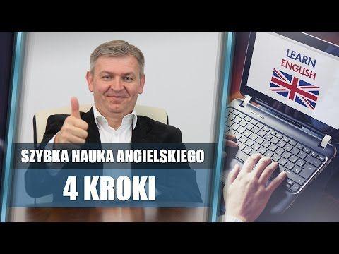Jak szybko nauczyć się angielskiego - 4 kluczowe kroki | Krzysztof Sarnecki - YouTube