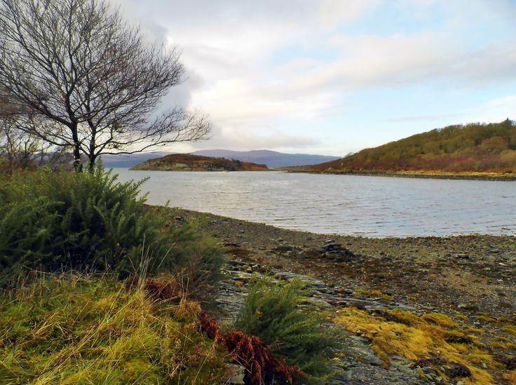 Taken at Poavadie on the West coast of Scotland.