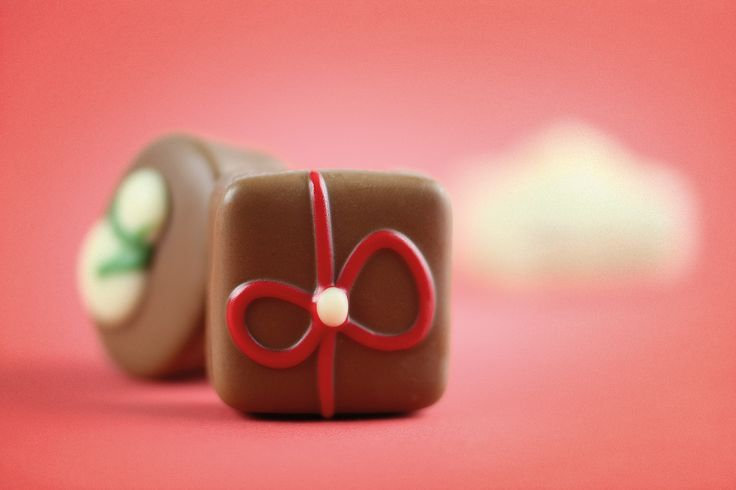 Bożonarodzeniowe czekoladki/ Christmas Chocolate