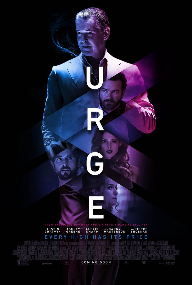 Return to the main poster page for Urge