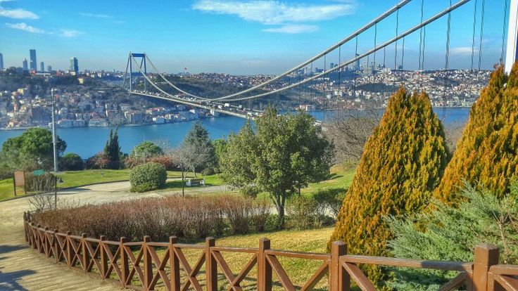 Fatih korusu Asian Istanbul.  I loved the park so much