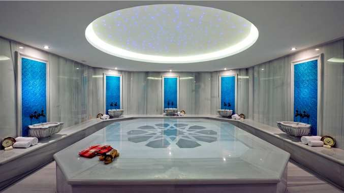 Experience the true traditional style Turkish Bath working your way from warm, to hot on your next #GreatGetaway at the DoubleTree by Hilton Hotel Istanbul - Old Town.