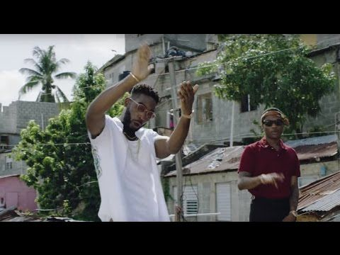 Download VIDEO: Tinie Tempah Ft. Wizkid – Mamacita – House Of Ace