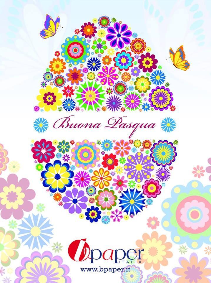 Auguri di buona Pasqua :)