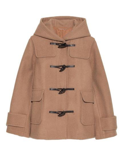 ショートダッフルコート(ウールコート)|Mila Owen(ミラ オーウェン)|ファッション通販|ウサギオンライン公式通販サイト