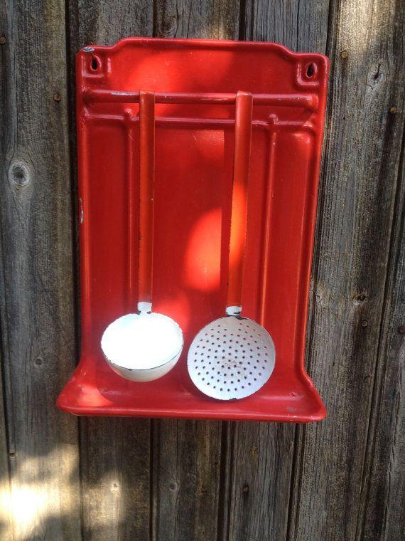 1000 id es propos de porte ustensiles de cuisine sur pinterest stockage - Porte ustensile de cuisine ...