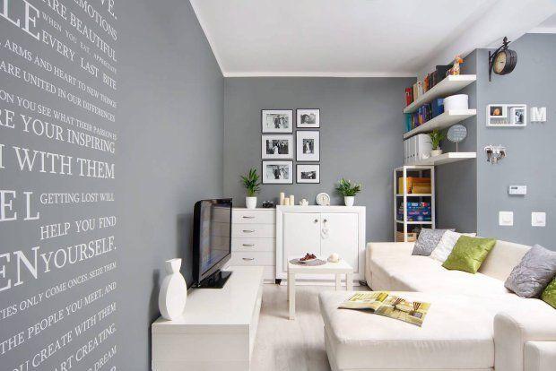 Zdjęcie numer 13 w galerii - Jaki kolor ścian do białych mebli?