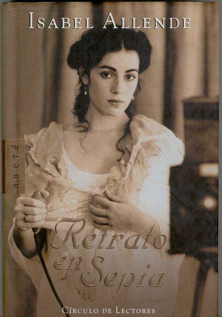 """""""Retrato en sepia"""" de Isabel Allende"""