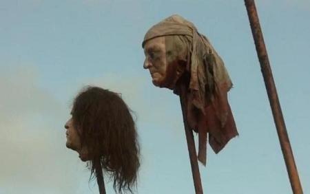 HBO pide disculpas a Bush por empalar su cabeza en Juego de Tronos