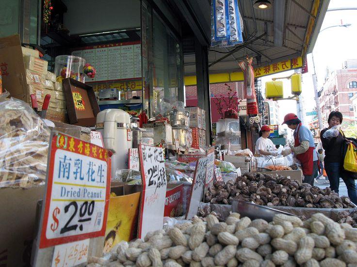 Chinatown, Manhattan - Wikipedia, the free encyclopedia