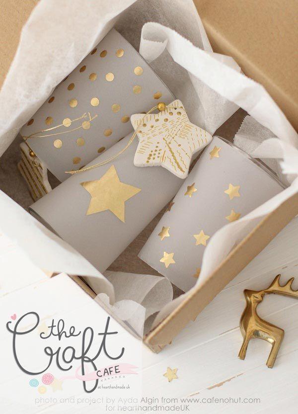 The Craft Cafe Gold Votive Holder Tutorial