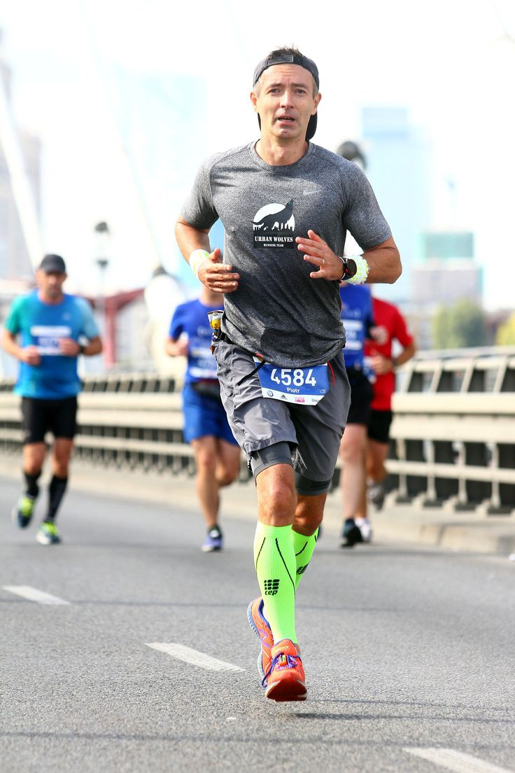 PIOTR GOŁOS Maraton Warszawski 2016