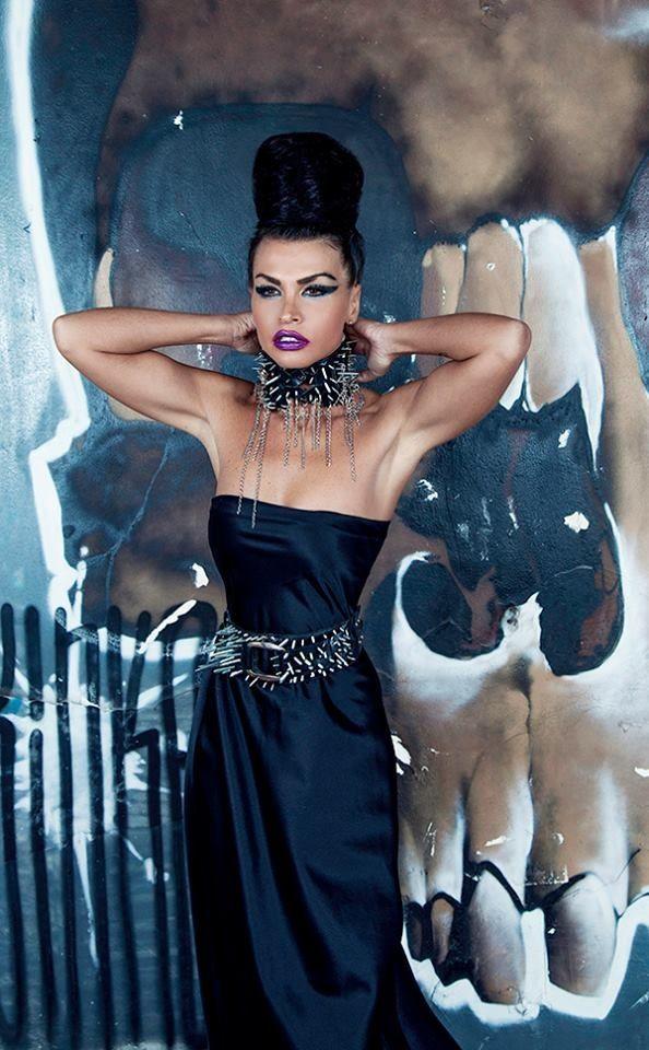 Lina Lotsari portfolio hair Agapi Stylidou