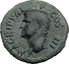 Marcus Vipsanius Agrippa Augustus General Ancient Roman Coin by CALIGULA i64870  See it here here: http://ift.tt/2gGYq4R    eBay Store: http://ift.tt/1msWs3V   eBay Feedback   Educational Videos about ancient coin collecting and investing...