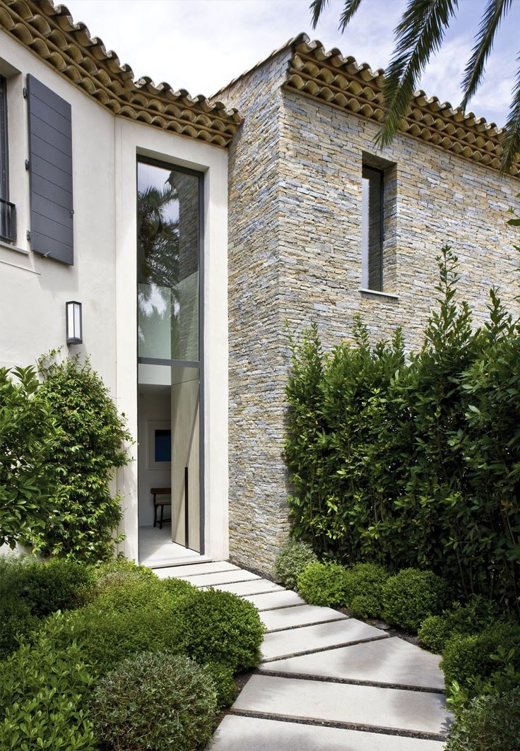 405 best Façade maison images on Pinterest House design, Modern - Modeles De Maisons Modernes
