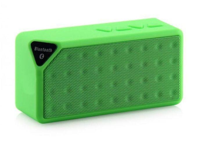 Mini Parlante Con Radio Fm Tf Usb Bluetooth Parlantes Usb Bluetooth