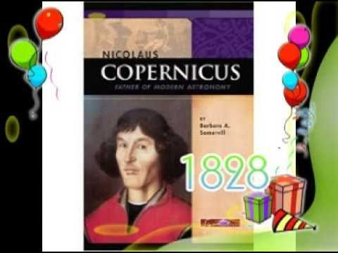 Życiorys  Kopernika - YouTube