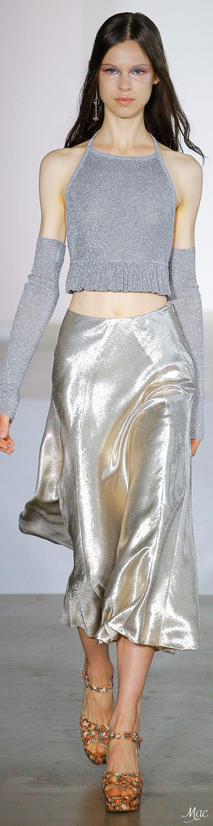 Spring 2017 Ready-to-Wear Jill Stuart