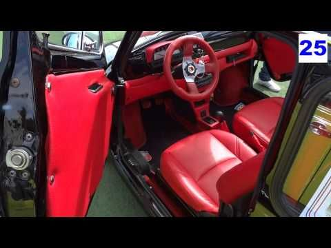 Fiat 500 Abarth Modificata - Tuning Auto Storica