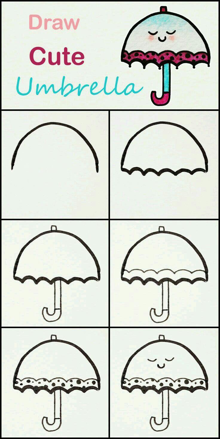 easy drawings simple