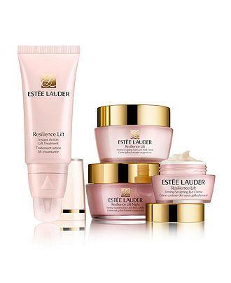 Estée Lauder Resilience Lift Firming/Sculpting Skincare Collection - Estee Lauder Skin care - Beauty - Macy's