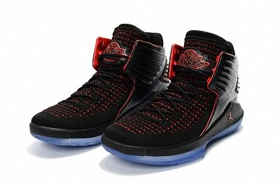 9a2925f1a5a Air Jordan 32 Bred Big Boys Youth Black University Red AA1253-001 ...