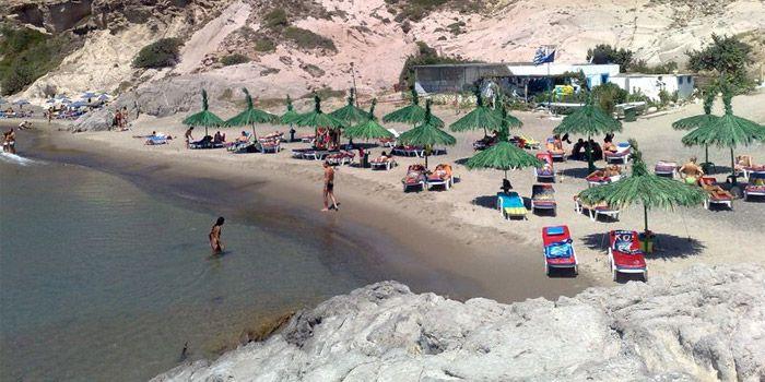Пляж Камел