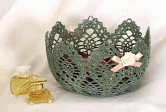 crochet bowl free pattern