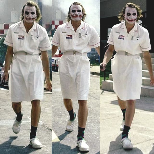joker costume heath ledger - Google Search