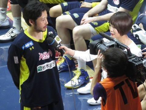 ブログ更新しました。『Game35 リンク栃木ブレックス vs 熊本ヴォルターズ』 http://amba.to/1AGHksN