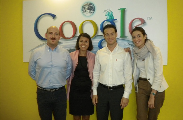 Site by Site @ #google [ita]