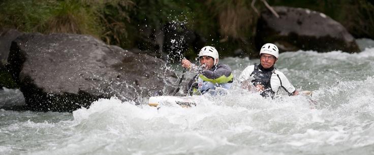 Canoë Kayak «  Tous droits d'exploitation réservés - Conseil général de la Savoie  – © Fabrice Rumillat   www.cg73.fr »