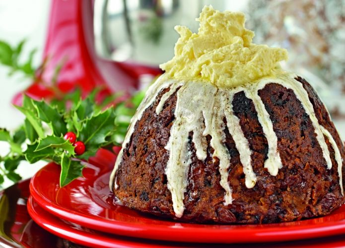 Moist Christmas Pudding http://www.thebabyview.com/4310/moist-christmas-pudding/
