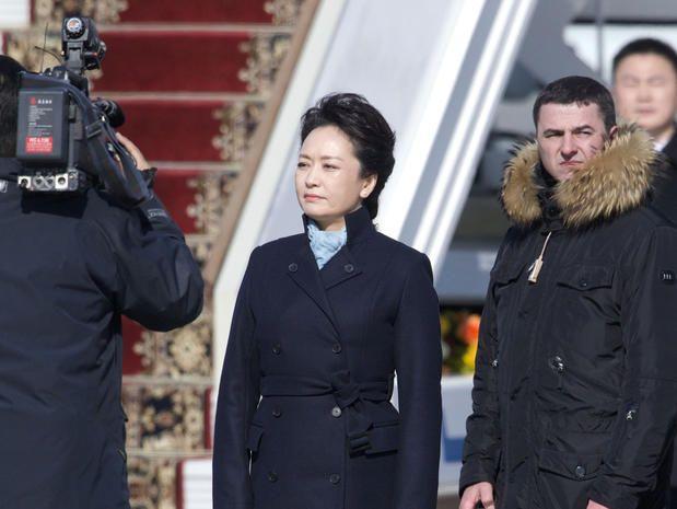 Peng Liyuan - Peng Liyuan: China's first lady of fashion ...