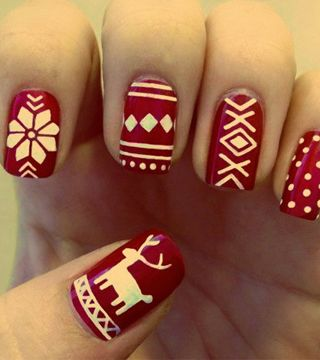 12 Must-Try Holiday Manicures
