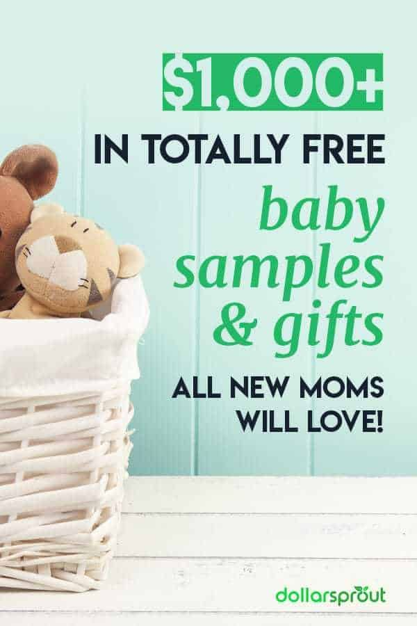 16 Amazing Ways To Get Free Baby Stuff For New Moms Free Stuff