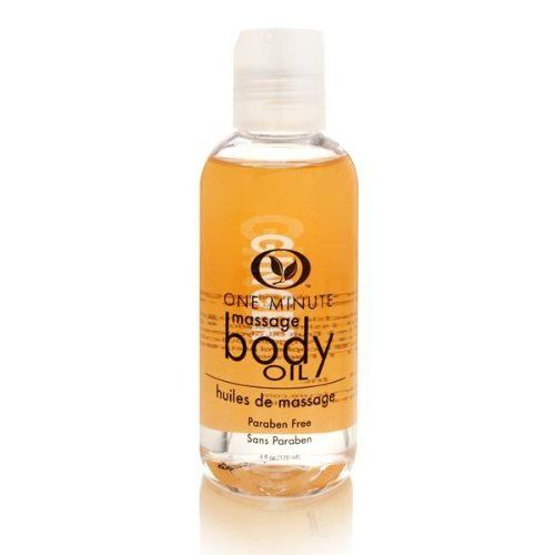 One Minute Massage Body Oil Ginger by One Minute Manicure. $9.95. Buy One Minute Manicure Massage Oil & Massage Creams - One Minute Massage Body Oil Ginger
