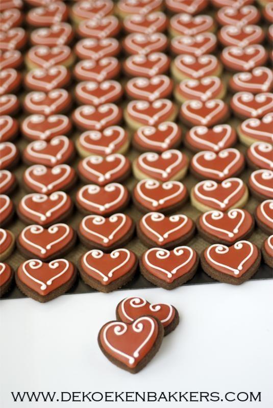 Valentijn koekjes
