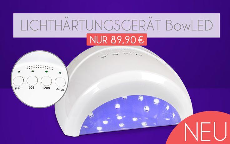 NEW: LED Lichthärtungsgerät BowLED All In nur 89,90 €
