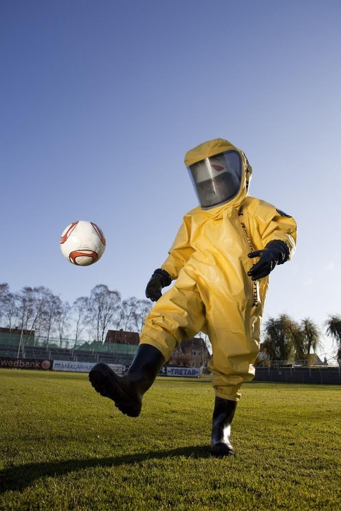 England S New Football Kit Hazmat Suit Suits New England Football