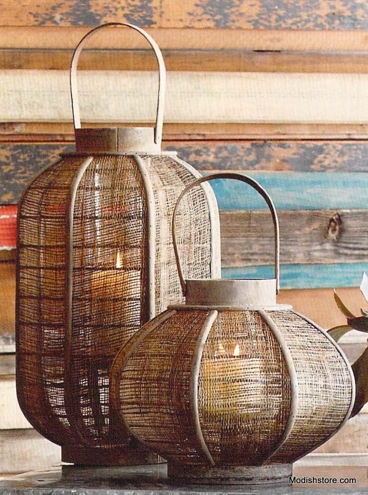 Roost Teahouse Lanterns