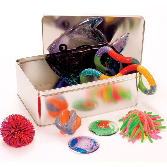 17 Best Images About Sensory Fidgets On Pinterest Toys