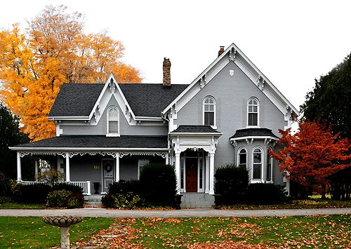 147 best house inspiration images on pinterest dream for Dream homes ontario