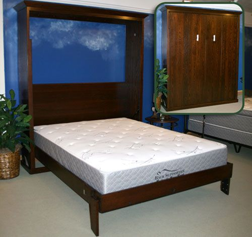 murphy bed how about a beach scene - Murphy Bed Kits