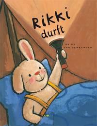 Rikki durft - Guido van genechten   's avonds een verhaaltje voorlezen