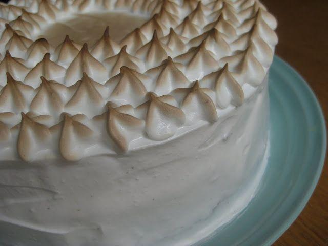 Mis recetas favoritas: Torta de limón