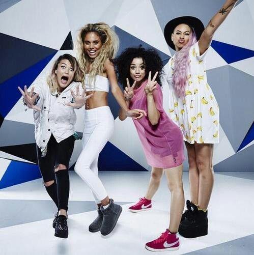 Neon Jungle - Asami Zdrenka, Jess Plummer, Shereen Cutkelvin, Amira McCarthy