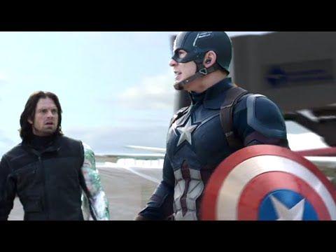 CAPTAIN AMERICA: CIVIL WAR Deleted Scene - Get Me One Of Those (2016) Marvel Movie - YouTube<<<YAAAASSS WATCH IT!!!!!! SO GOOOOODDD!!!!