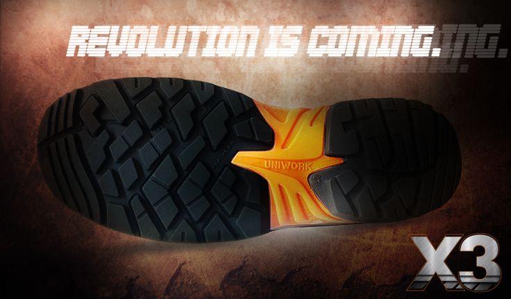 Nuova Suola X3 - La rivoluzione è sempre più vicina